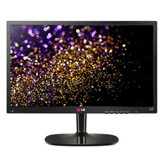 | Màn hình máy tính LED LG 19.5inch - Model 20M45A (Đen)