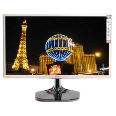| Màn hình máy tính Led LG 23.8 inch Full HD - Model 24MP66HQ (Xám)