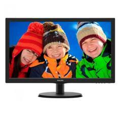 | Màn hình máy tính LED Philips 21.5inch Full HD - Model 223V5 (Đen)