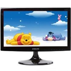 | Màn hình máy tính LED Samsung 21.5inch Full HD - Model S22D300NY (Đen)