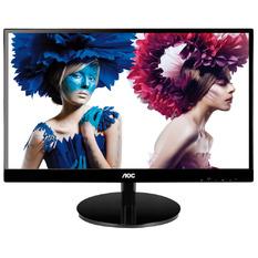 | Màn hình vi tính LCD AOC 21.5inch – Model I2269VW (Đen)