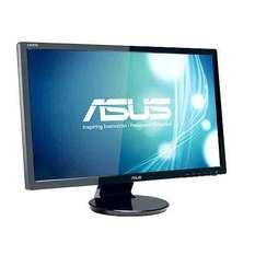 | Màn hình vi tính LED Asus 23.6inch Full HD – Model VE247H (Đen)