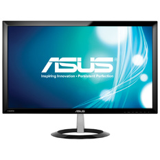 | Màn hình vi tính LED Asus 23inch - Model VX238H (Đen)
