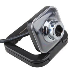 | New USB 2.0 16 Mega HD Webcam Video Camera With Microphone Mic for PC Laptop (Intl)