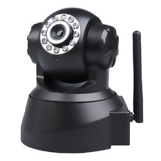 | NIP-02 300K Pixels Wireless Pan Tilt IP Camera Motion Detection (Intl)