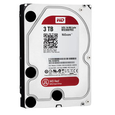| Ổ cứng cho camera, máy tính HDD Western Digital WD30EFRX 3TB IntelliPower - Hàng nhập khẩu
