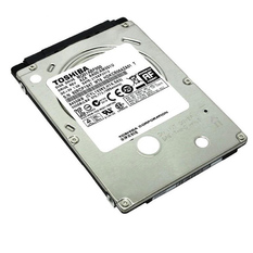 | Ổ cứng cho laptop HDD Toshiba 500GB (Bạc)