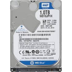 | Ổ cứng gắn trong WD WD10JPVX 1TB