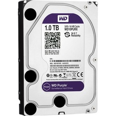 | Ổ cứng HDD WD 10PURX 1TB