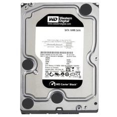| Ổ cứng HDD  WD Caviar Black 500GB/7200 Sata3 64M (Bạc)