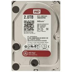 | Ổ cứng HDD Western 2TB 3.5 inch Sata (WD20EFRX) (Đỏ)