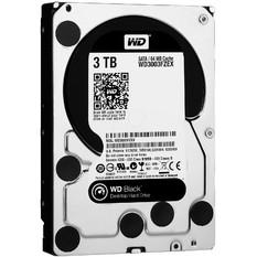 | Ổ cứng HDD Western 3TB 3.5 inch Sata (WD3003FZEX) (Đen)