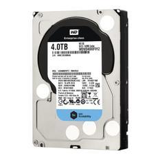 | Ổ cứng HDD Western 4TB 3.5 inch Sata (WD4000F9YZ SE) (Đen)