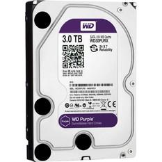 | Ổ cứng HDD Western Digital WD WD30PURX 3TB (Bạc Tím)