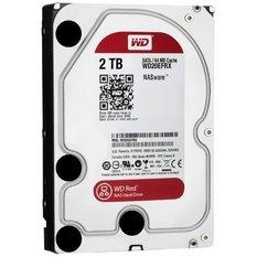 | Ổ cứng HDD Western Digital WD20EFRX 2TB (Đỏ Đen Bạc)