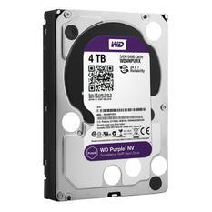 | Ổ cứng lưu trữ dữ liệu Western 4TB (Tím)
