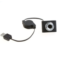 | USB 2.0 50.0M PC Camera HD Webcam  for Laptop Desktop Black (Intl)