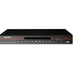 | Vantech VP-4700NVR2 - Đầu ghi hình 4 kênh Camera IP (Đen)