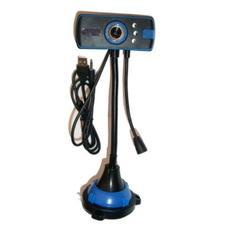 | Webcam chân cao có Mic hỗ trợ 3 đèn