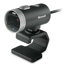 | Webcam cho doanh nghiệp Microsoft Lifecam Cinema (Đen)
