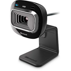 | Webcam cho laptop Microsoft LifeCam HD-3000