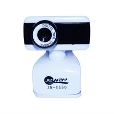 | Webcam Jeway 5330 (Trắng phối đen)
