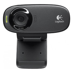 | Webcam Logitech C310 (Đen)