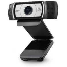 | Webcam Logitech C930E HD 1080p (Đen)