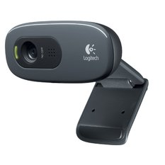| Webcam Logitech HD C270 (Đen)